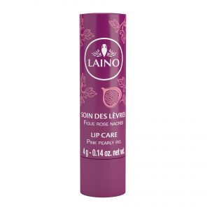 Pink pearly fig scent lipstick