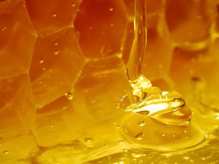 Coulée de miel