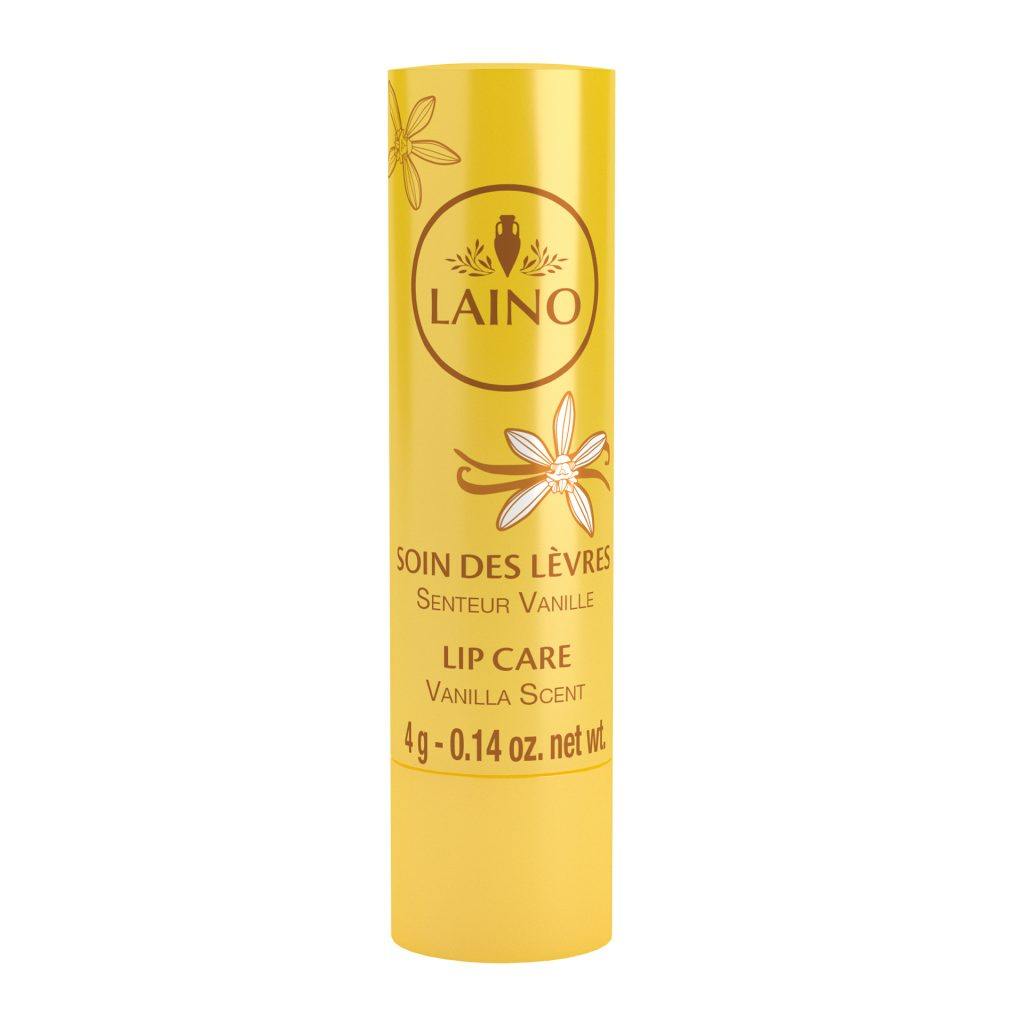 Lip Care Vanilla Scent Laino